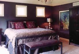 Plum Coloured Bedroom Purple Soft Rug Purple Walls Bedroom Ideas Solid Wood Bed Frame