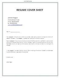 Cover Page For Resume Template 62 Images Cover Page For In Title