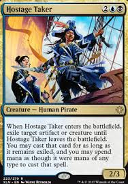 Hostage Taker Ixalan Foil Modern Card Kingdom