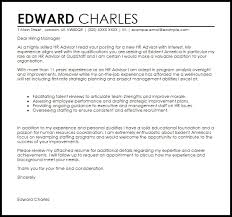 Best Recruiting and Employment Cover Letter Examples   LiveCareer LiveCareer