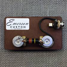 gibson les paul junior wiring harness solution of your wiring les paul junior prewired kit emerson custom rh emersoncustom com vintage les paul wiring diagram original