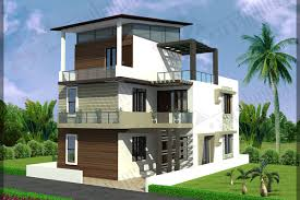multistory housing plans
