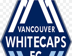 With these logo png images, you can directly use them in your design project without cutout. Mls Vancouver Whitecaps Fc Logo Dazn Fullback Blue Text Canada Png Pngwing