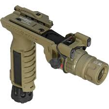 Vertical Foregrip With Light Surefire M900v Vertical Foregrip White Ir Red Led Weaponlight Desert Tan