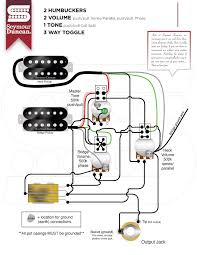 wiring diagram 2 humbucker 2 volume 2 tone wiring wiring diagram 2 humbuckers 2 volume 2 tone 3 way switch wirdig on wiring diagram 2