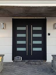 office entry doors. 10432 Belle Modern Stainless Steel Sus304 Entrance Entry Commercial Office  Store Front Door Handlesets Timber Wood Office Entry Doors S