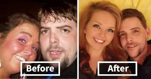 65 before and after pics show what happens when you stop drinking part 2