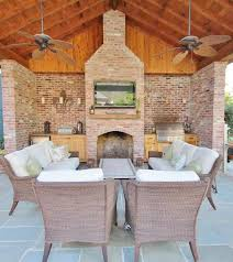 in louisiana this is what we call an outdoor kitchen for entertaining louisianabaton rougeentertainingoutdoor