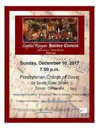 capital ringers holiday classics concert dec   movement audience interaction humor visual technology and an actor to create a holiday classic show that will appeal to all ages