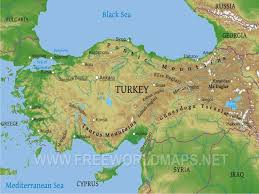 turkey physical features. Fine Features 10  Turkey Is A Secular State Or One In Which Religion Kept Separate  From Government Atatrk Modernized And Adopted Western Methods  Inside Physical Features