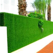 faux grass decor outdoor patio and backyard
