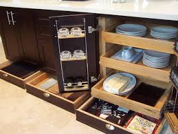 Kitchen Cabinet Storage Solutions