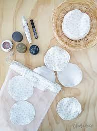 make reusable makeup remover pads