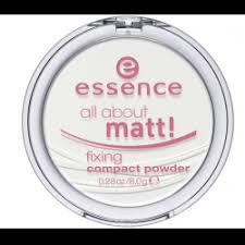 Отзывы о <b>Пудра</b> компактная <b>матирующая Essence</b> All about matt!