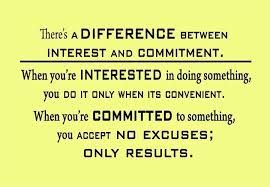 Commitment Quotes Mesmerizing Commitment Quote Quote Number 48 Picture Quotes