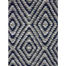 bayliss rugs herman diamond navy hand woven wool