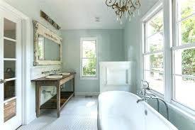 chandelier over tub code chandeliers chandelier over tub in bathroom chandelier over freestanding tub farmhouse bathroom chandelier over tub code