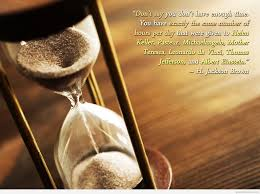 Beautiful Time Quotes