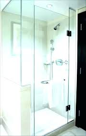 how to clean glass shower doors with hard water stains stain remover door best way cleaner