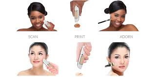 adorn 3d makeup printing pen promises to exactly match your skin tone 3dprint the voice of 3d printing additive manufacturing