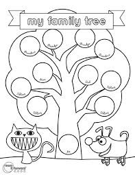 Small Picture Best 25 Family tree for kids ideas on Pinterest Family tree