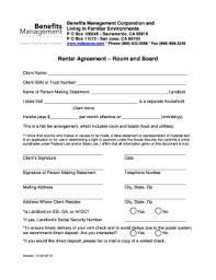 room rental agreements california 13 printable room rental agreement california forms and