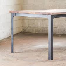 industrial kitchen table furniture. Industrial Dining Table Legs # 28-inches Tall Kitchen Furniture