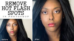 How To Remove Flash Light In Eyes Photoshop Tutorial Remove Camera Flash Reflections On Face