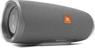 Customer Reviews: JBL Charge 4 (Grey Stone) Waterproof portable Bluetooth®  speaker at Crutchfield