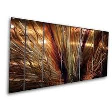 metal wall art large scale