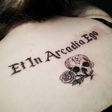 идеи 2017 тату надписи на латыни с переводом 50 фото