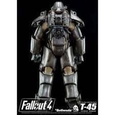 Power Armor Display Stand Collector's Club ThreeZero Fallout 10000 100100th Scale T100005 Power Armor 81