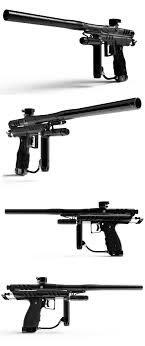 Cool Paintball Gun Designs Paintball Markers 16048 New Inception Designs Autococker