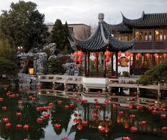 a respite from the bustle of portland s chinatown awaits at lan su chinese garden