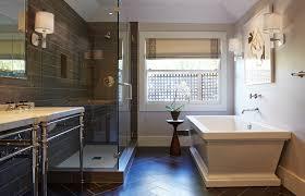 Wood Plank Tile Flooring Bathroom Home Design Ideas Beautify