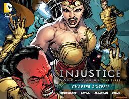 ✓ Injustice - Gods Among Us Chap 80 Truyen Tranh