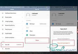 Om bikin tutorial cara disable micloud dong. 6 Cara Menghapus Akun Mi Cloud Lupa Password Dan Terkunci