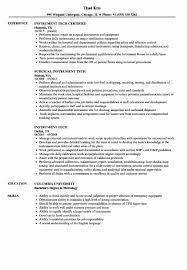 Surgical Technologist Resume Surgical Tech Resume Sample Fresh Surgical Technologist Resume 21