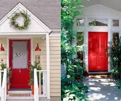 how to make a front door7 Quick Ideas To Make Your Front Door Pop