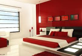 modern bedroom black and red. Plain Modern Red And White Black Modern Bedroom I Love The Bed And It Seems Like  Its Has No Box Spring Just A Mattress Very Nice On Bedroom