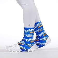 Cleat Cover Size Chart Amazon Com Dawgs Spats Cleat Covers Sports Outdoors