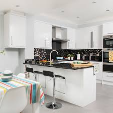 Different Kitchen Layout And Design Kitchen Layouts Everything You Need To Know Ideal Home