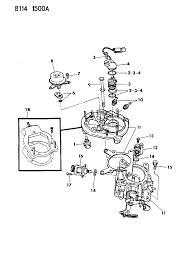 1988 chrysler lebaron base throttle body diagram 00000zhr