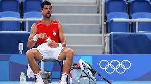 Olympia 2021: Novak Djokovic und Daniil ...