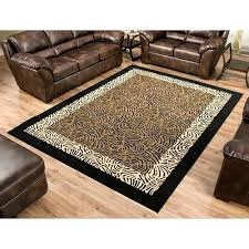 black and brown area rugs area rugs black remarkable black and brown area rugs com safari