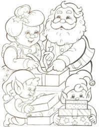 Coloring Christmas List Free Letter To Santa Printable