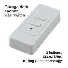 chamberlain garage door wall switch liftmaster blinking