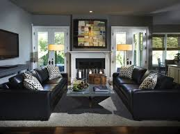 Latest Paint Colors For Living Room Decorations Mesmerizing Black Sofa Set Of Living Room With
