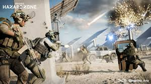Battlefield 2042 - Screenshots aus Hazard Zone