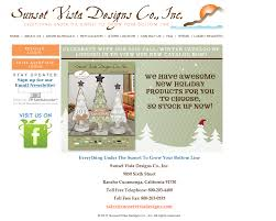Sunset Vista Designs Sunset Vista Designs Competitors Revenue And Employees